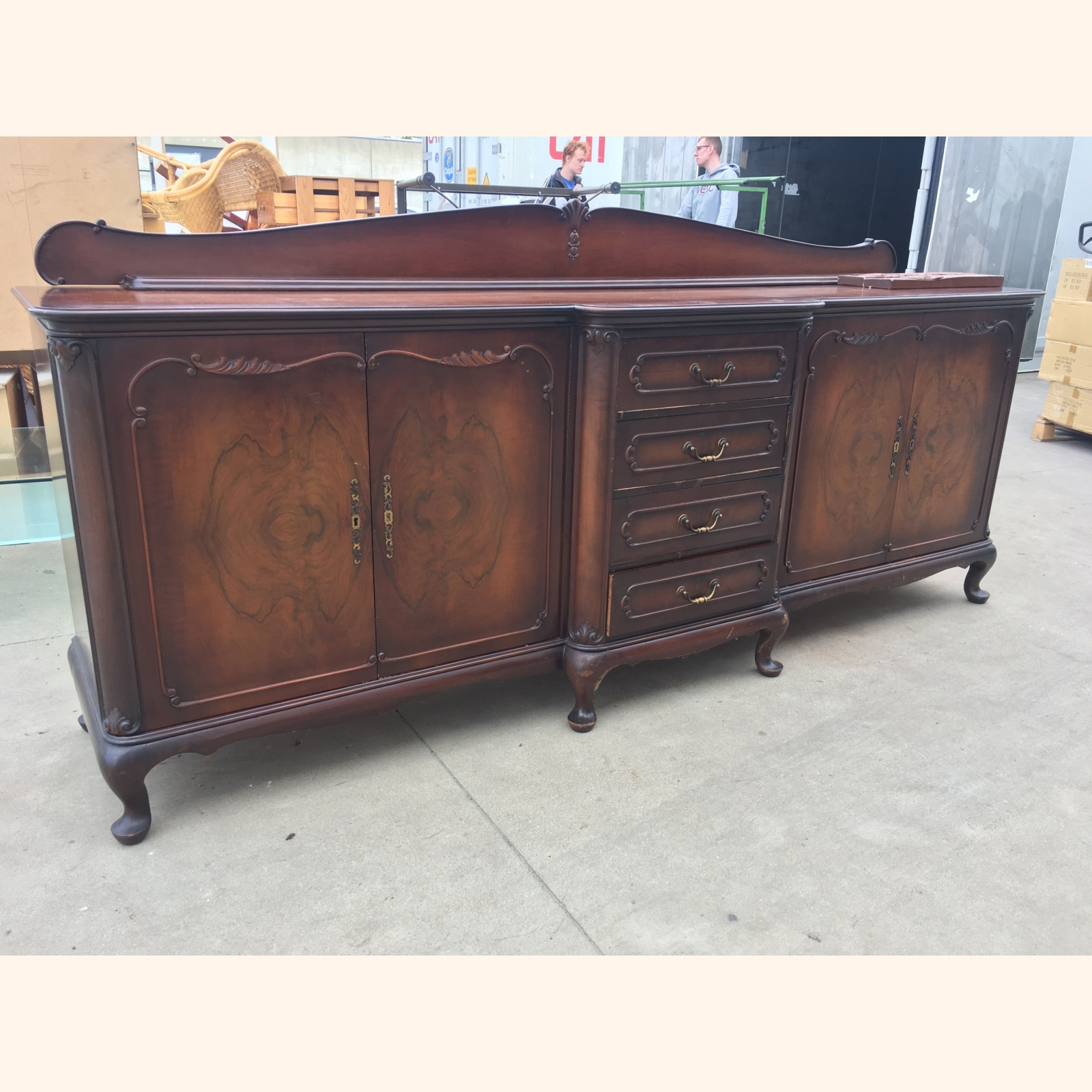 A++ A 43 43 Solid Wood Cabinet Furniture Mix 1m3 A Exports