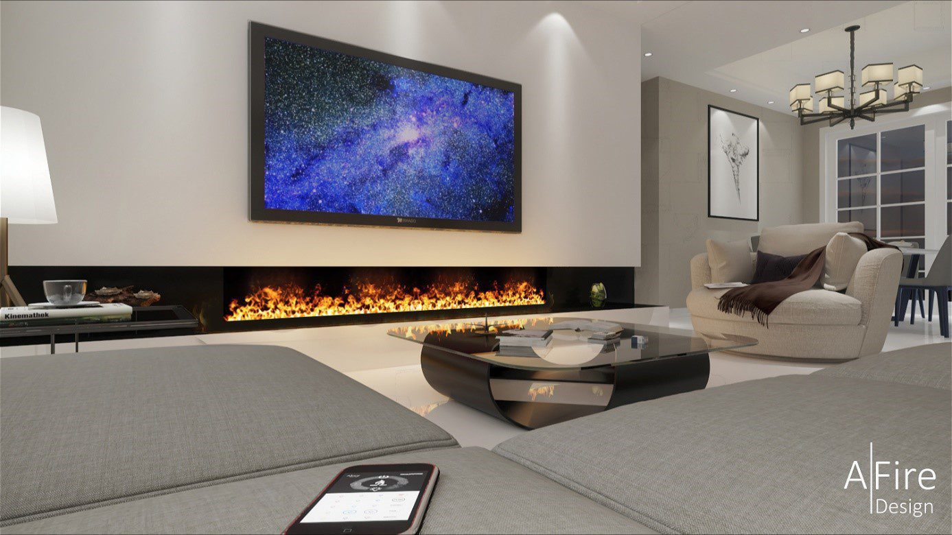 Ethanol Kamin Mit Fernbedienung Kamin On Flipboard By Smart Fireplace Afire Trends Luxemburg