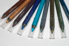 Urban Decay 24/7 Glide On Pencils Urban Decay swatches review eyeliner