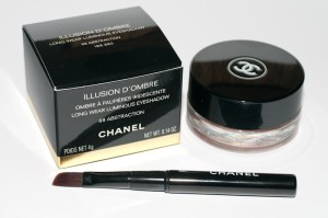 swatches review Chanel Illusion dOmbre Chanel