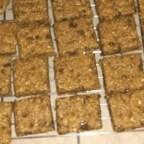 Barley-Oat Chocolate Chip Bars