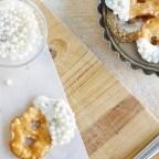 White Chocolate Pretzel Crisps® Sparklers