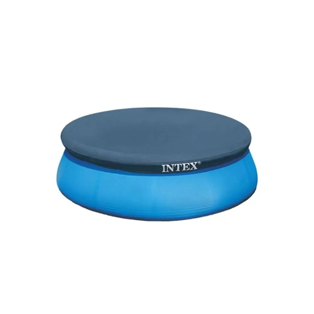 Capa De Piscina Intex Capa Para Piscina Easy Set 10x305cm Azul Intex