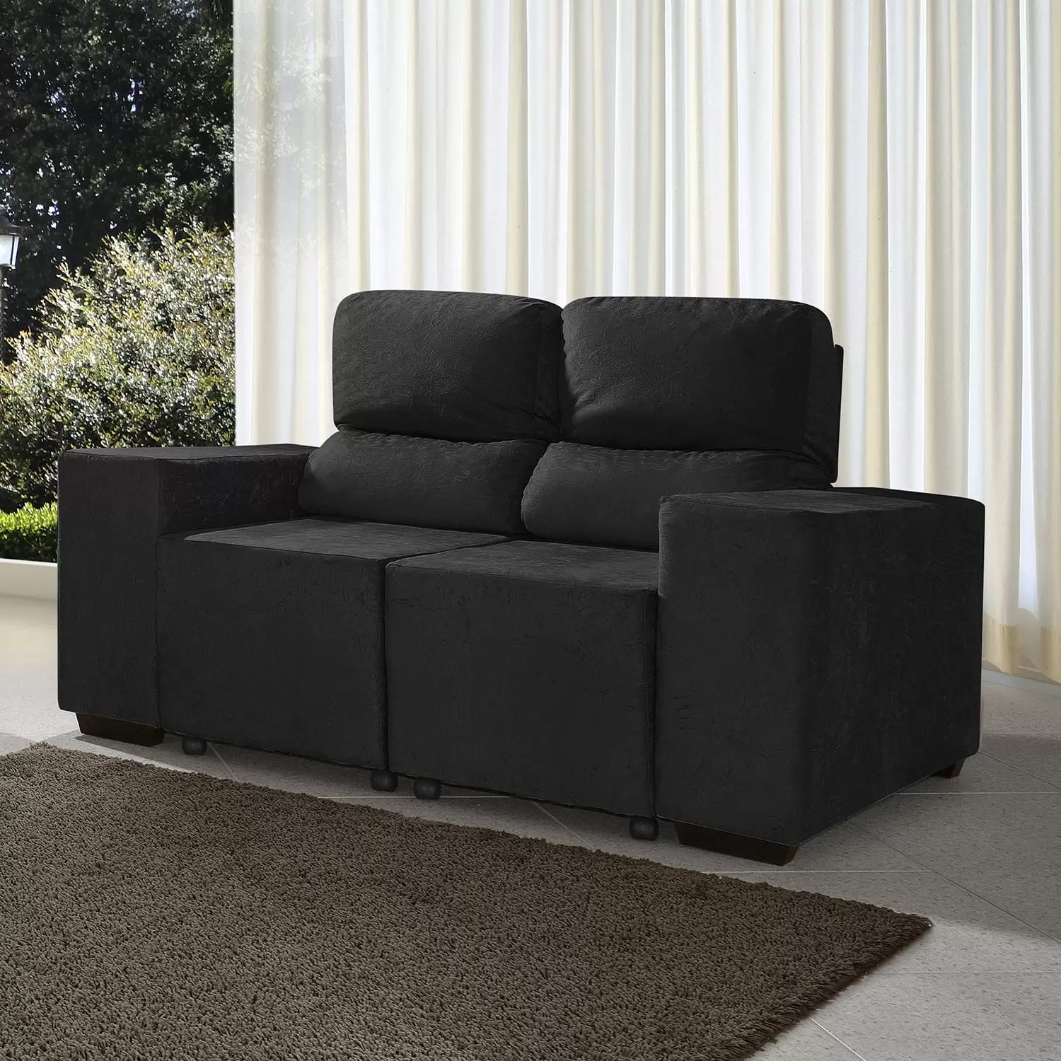Sofa Retratil E Reclinavel Submarino Sofa Retratil Reclinavel 2 Lugares Preço Sofa Ideas