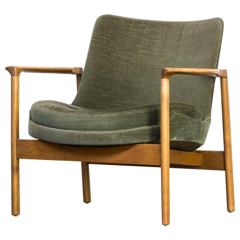 Lounge Fauteuil 1950s Ib Kofod Larsen Elizabeth Lounge Fauteuil For France Son
