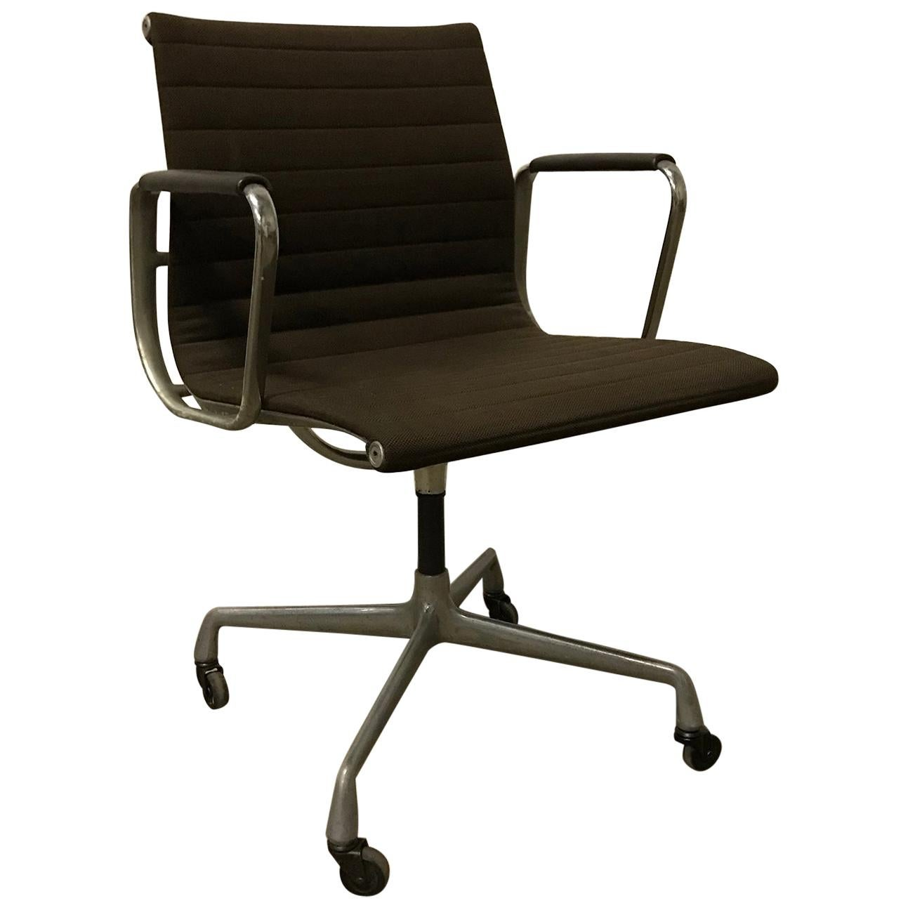 Eames 108 1958 Ray And Charles Eames For Herman Miller Ea 108 Office Chair Plus Armpads