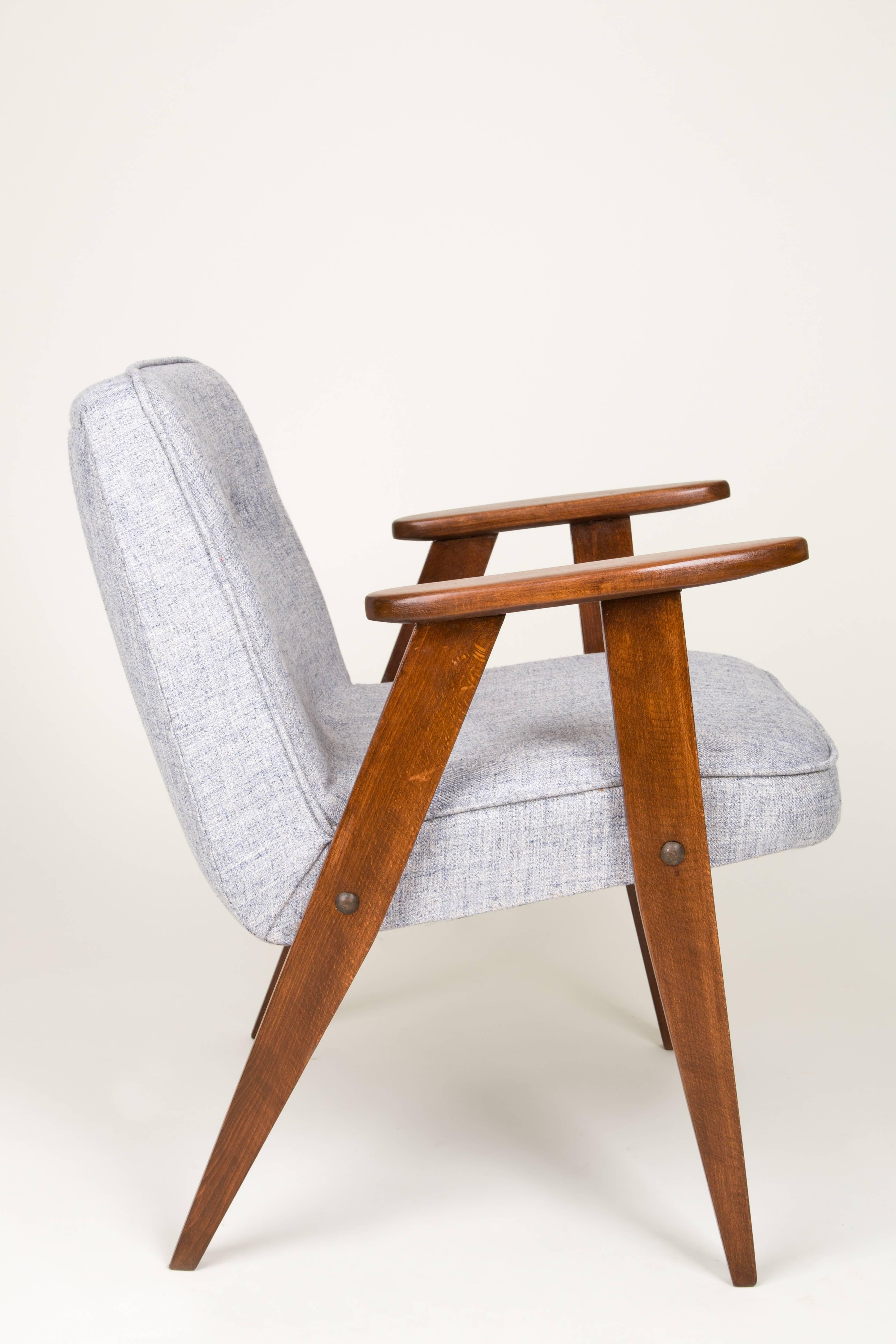 Famous Chair 366 Armchair Jozef Chierowski 1960s