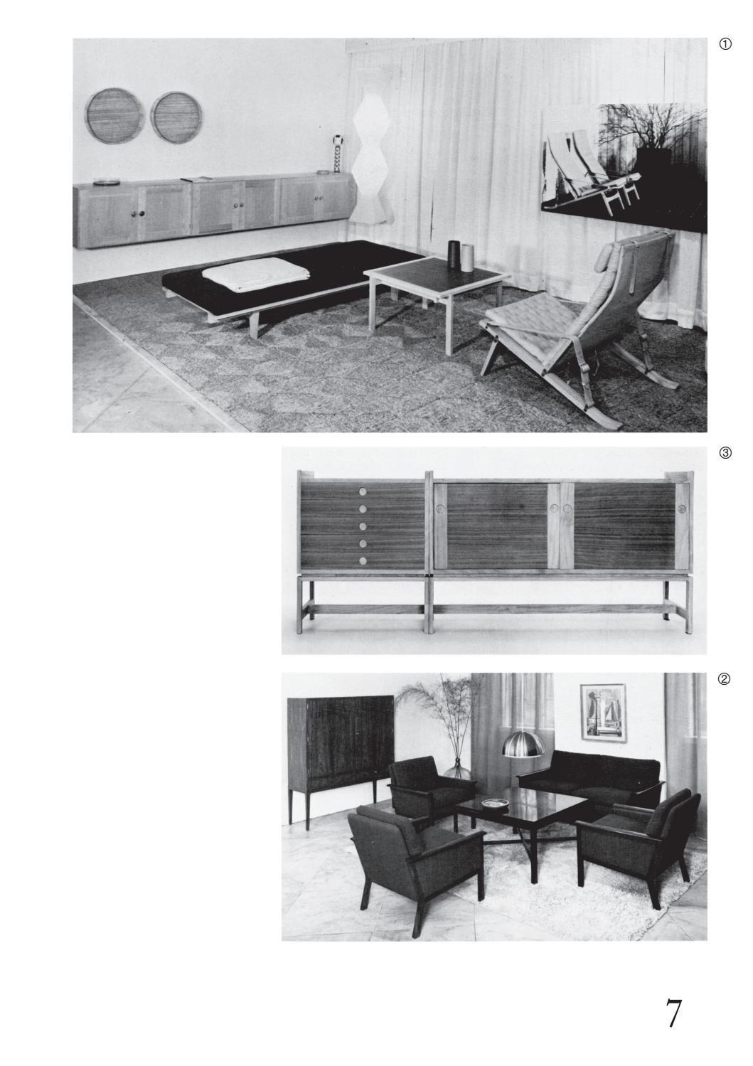 40 Years Of Danish Furniture Design Set Of Four Books By Grete Jalk For Sale At 1stdibs