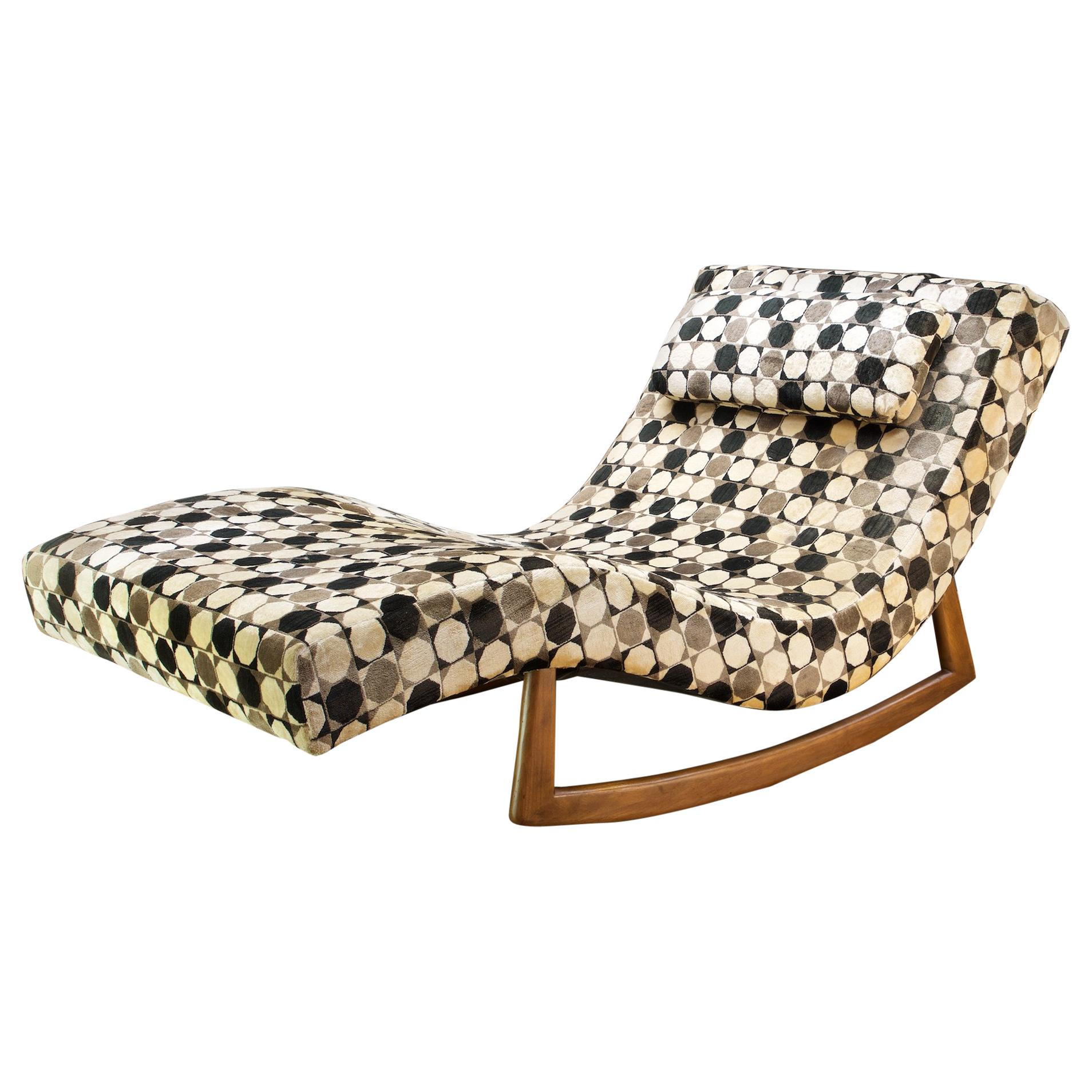 Chaise Rocking Chair Adrian Pearsall Rocking Chair By Craft Associates