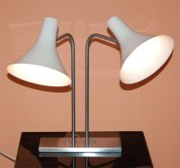 60's Nessen Desk Lamp at 1stdibs