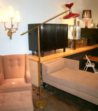 Articulated Floor Lamp at 1stdibs