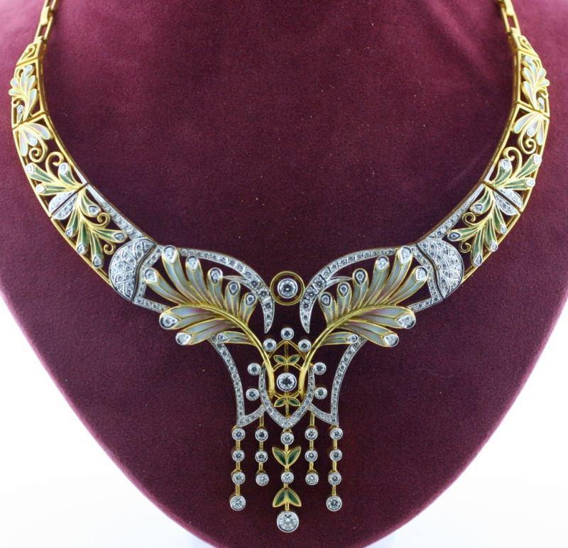 Large Of Art Nouveau Jewelry