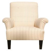 Vintage Upholstered Chair at 1stdibs