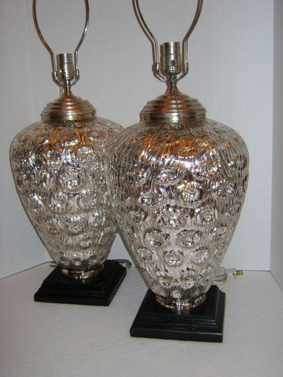 Large mercury glass table lamps myideasbedroom com