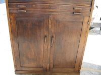 Roll Top Large File Cabinet at 1stdibs
