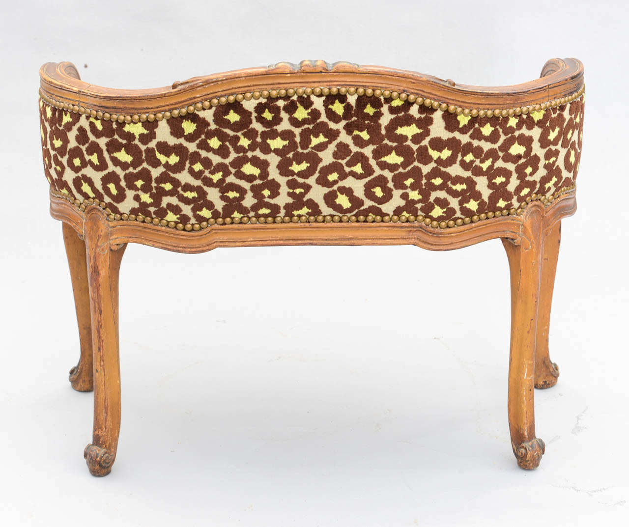 Vanity Bench For Sale Upholstered Louis Xv Style Vanity Bench For Sale At 1stdibs