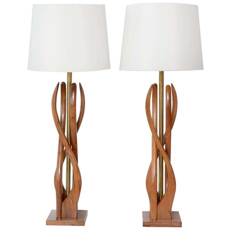 Large Of Mid Century Modern Lamp