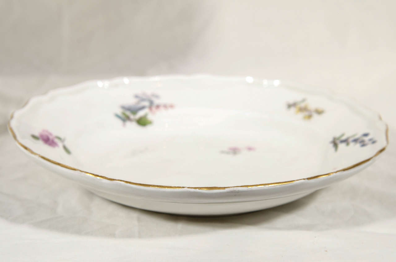 Antique Meissen Dishes Meissen Deutsche Blumen At 1stdibs