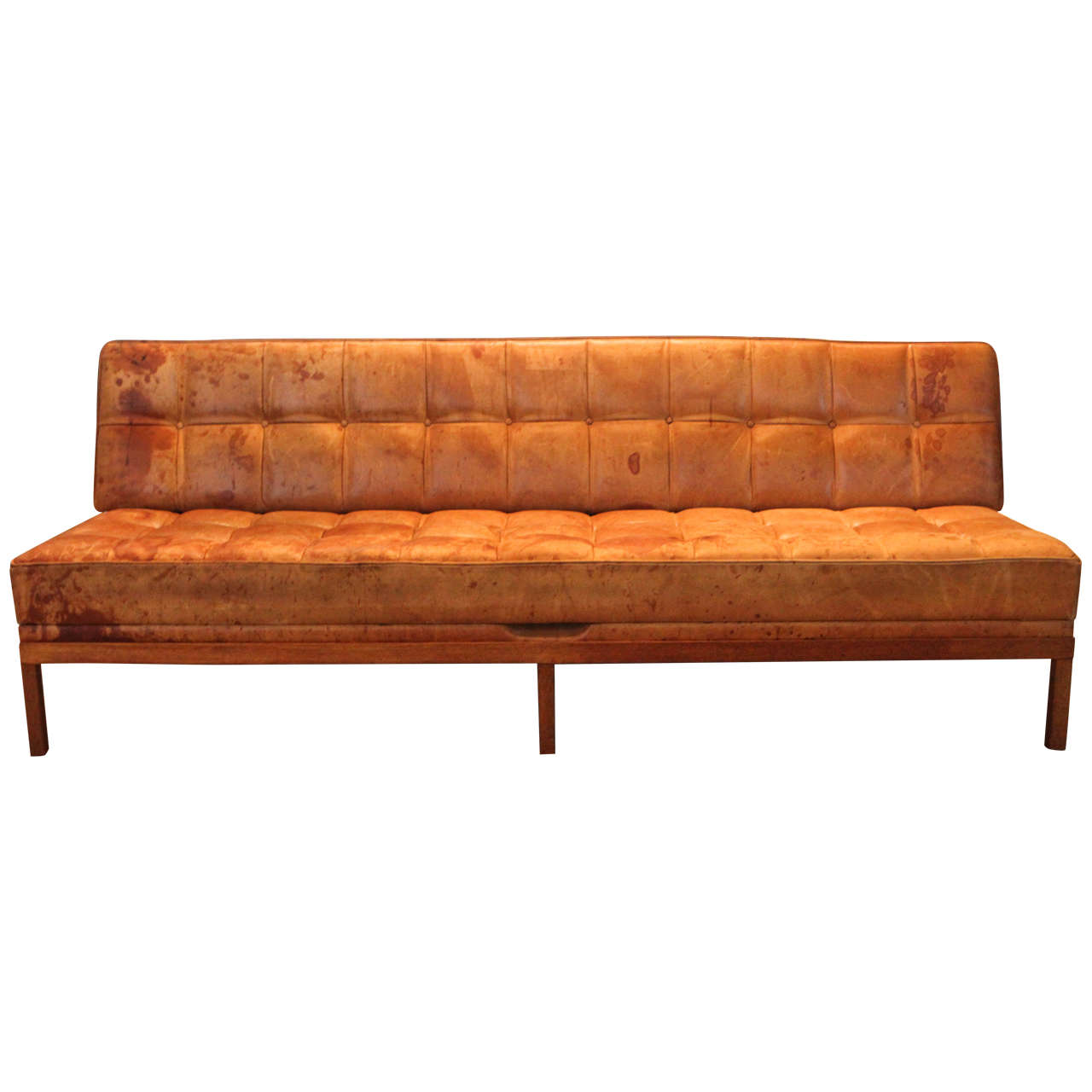 Sofa Dreams France Illums Bolighus Tufted Cognac Sofa Or Daybed Denmark