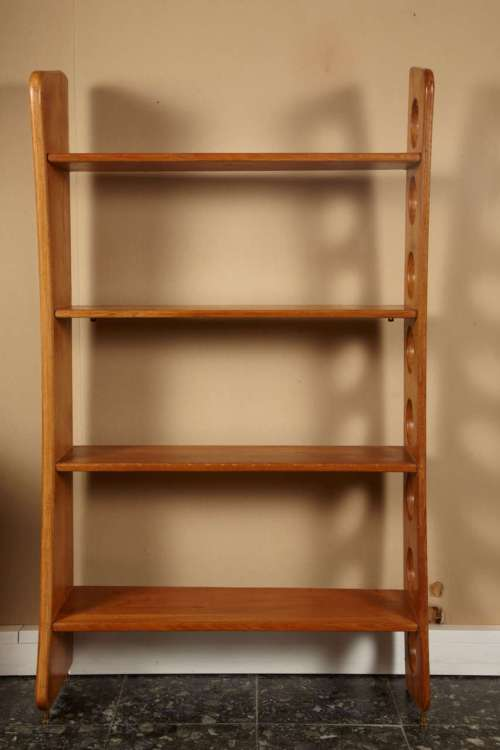 Medium Of Asymmetrical Wall Shelves