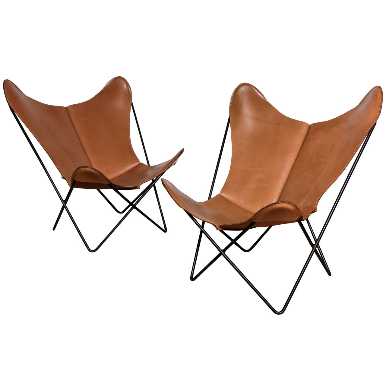 Butterfly Chair Knoll Single Knoll Style Hardoy Butterfly Chair