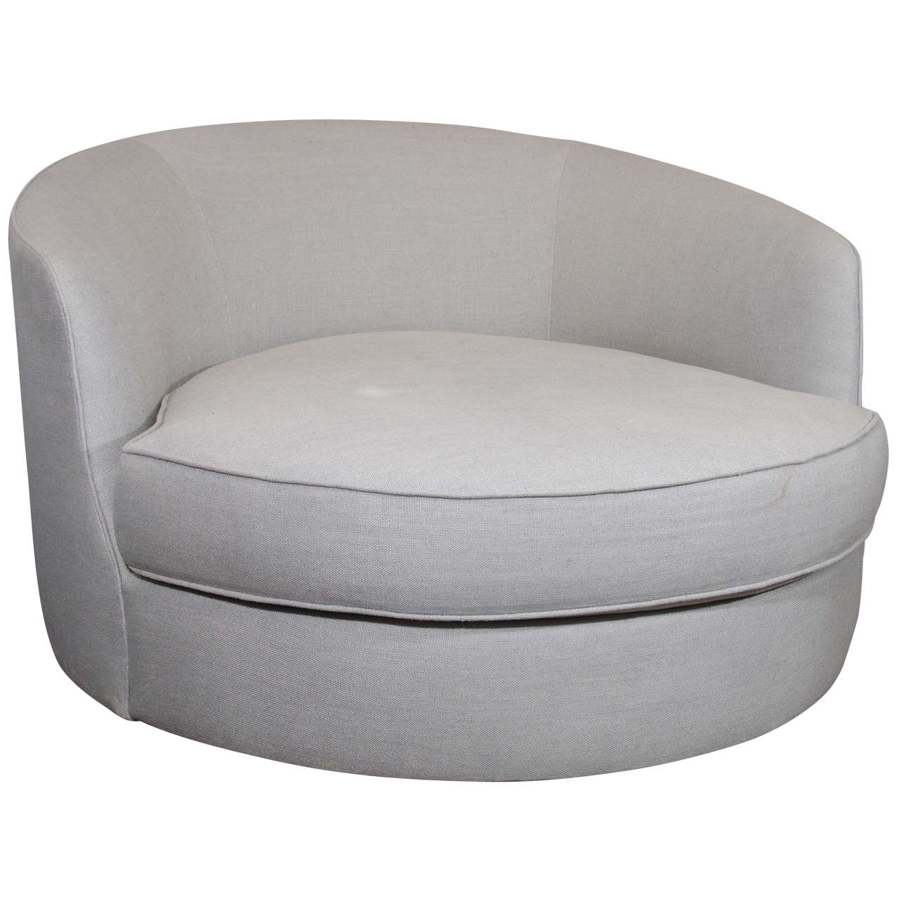 Tub Chairs 1960s Milo Baughman Tub Chair