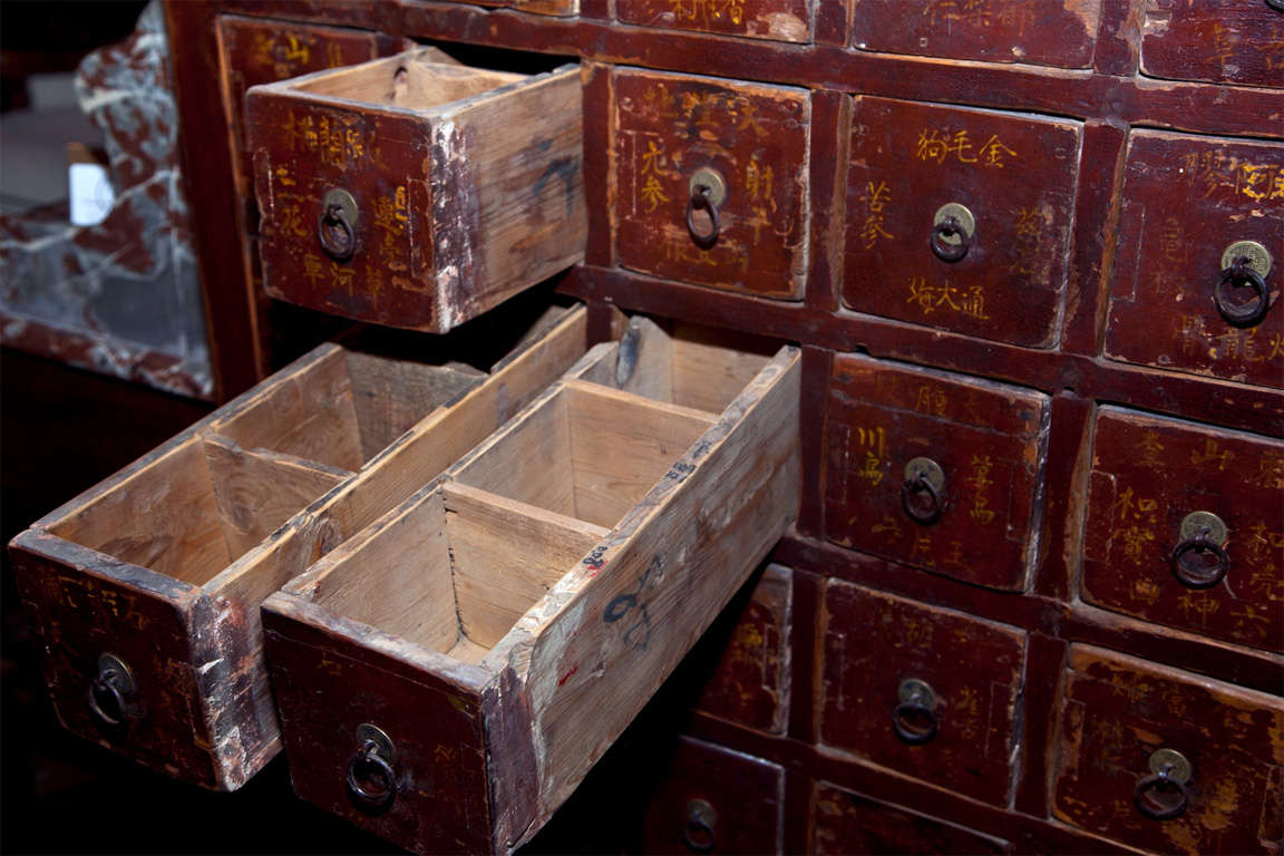 Chinese Apothecary Cabinet Ca 1880 For Sale At 1stdibs