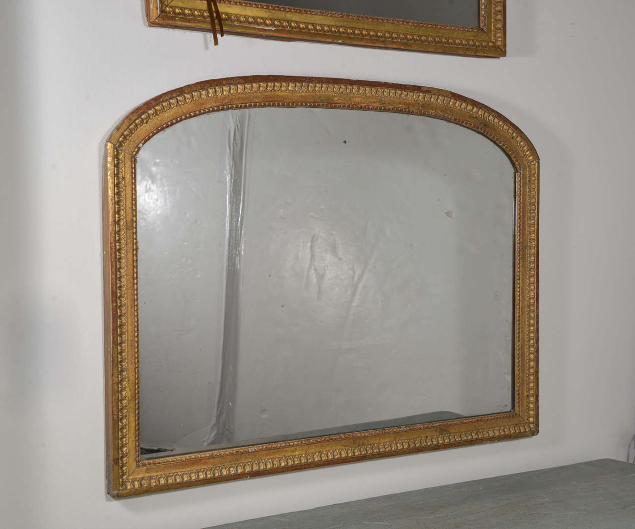 Unique Shaped Mirror Louis Xvi Period Mirror For Sale At 1stdibs