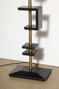 Small Of Floor Lamp With Shelves