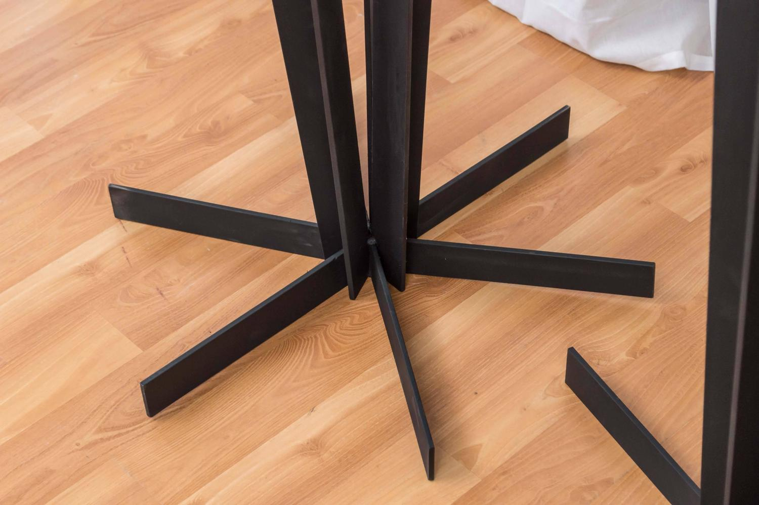 Tall Wrought Iron Plant Stands Pair Of Sculptural And Tall Wrought Iron Plant Stands For