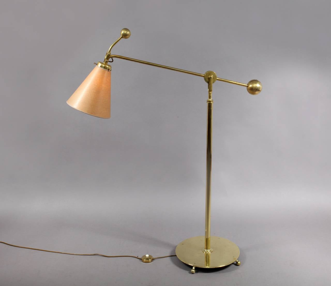 Amazing Lamps Amazing Floor Lamp Production Erzgiesserei A G Vienna