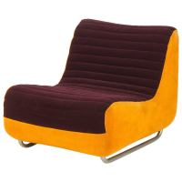 Funky Lounge Chair F Range by Rodney Kinsman, 1970 at 1stdibs