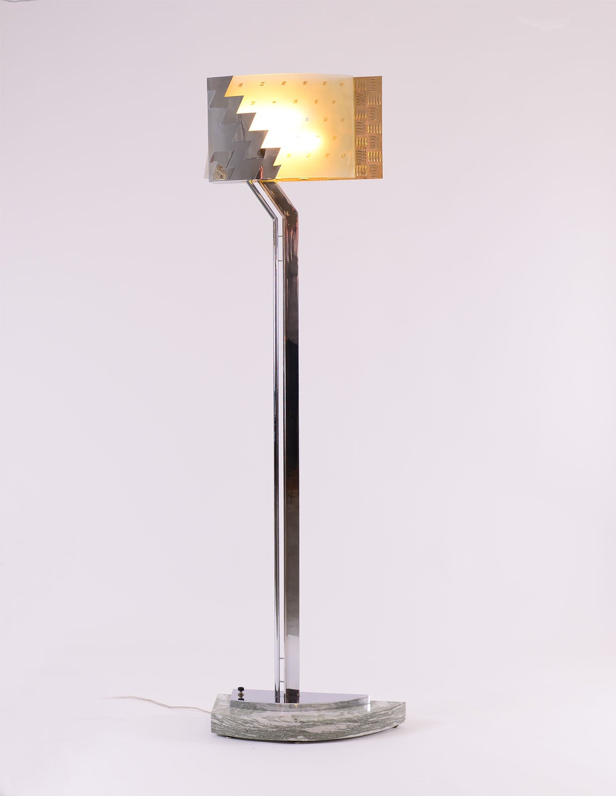 Contemporary Lamp Post Post Modern Lamp By Hans Hollein For Sale At 1stdibs
