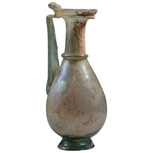 Medium Of Jug Of Aged Iron Wine