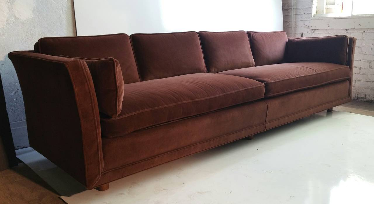 Sofa Sale Harveys Modernist Four Seater Sofa Designed By Harvey Probber