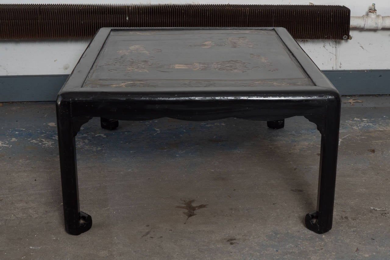 Low Tables For Sale Antique Asian Lacquered Low Table For Sale At 1stdibs