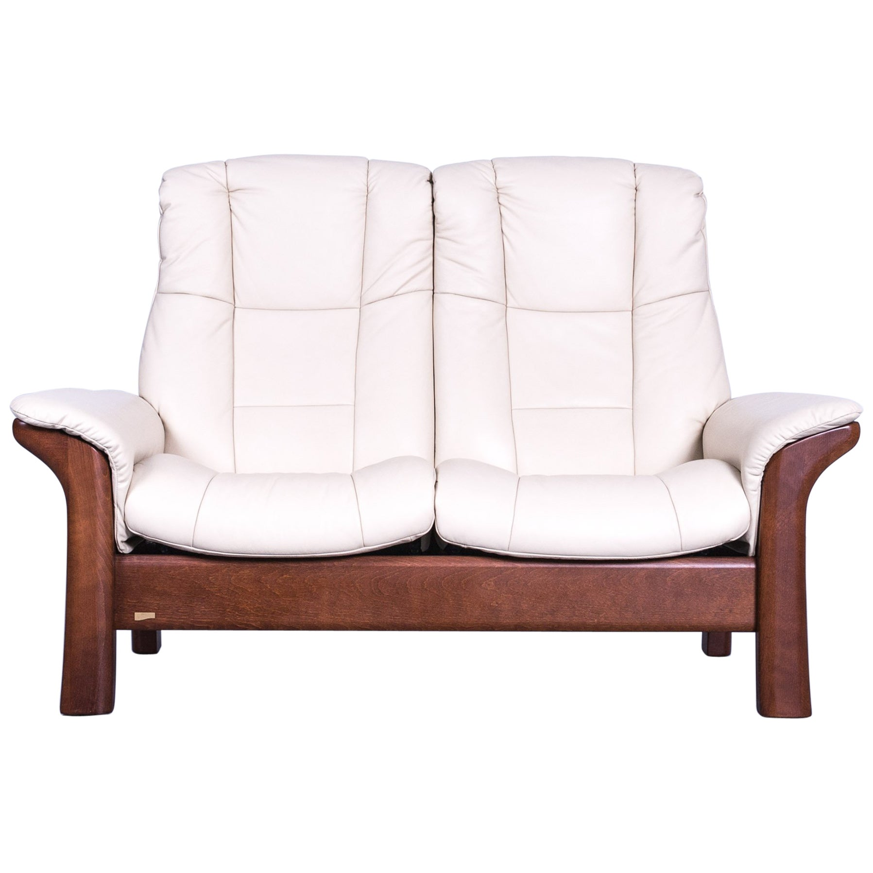 Relax Sofa Ekornes Stressless Relax Sofa Crème Leather Tv Recliner Two Seat