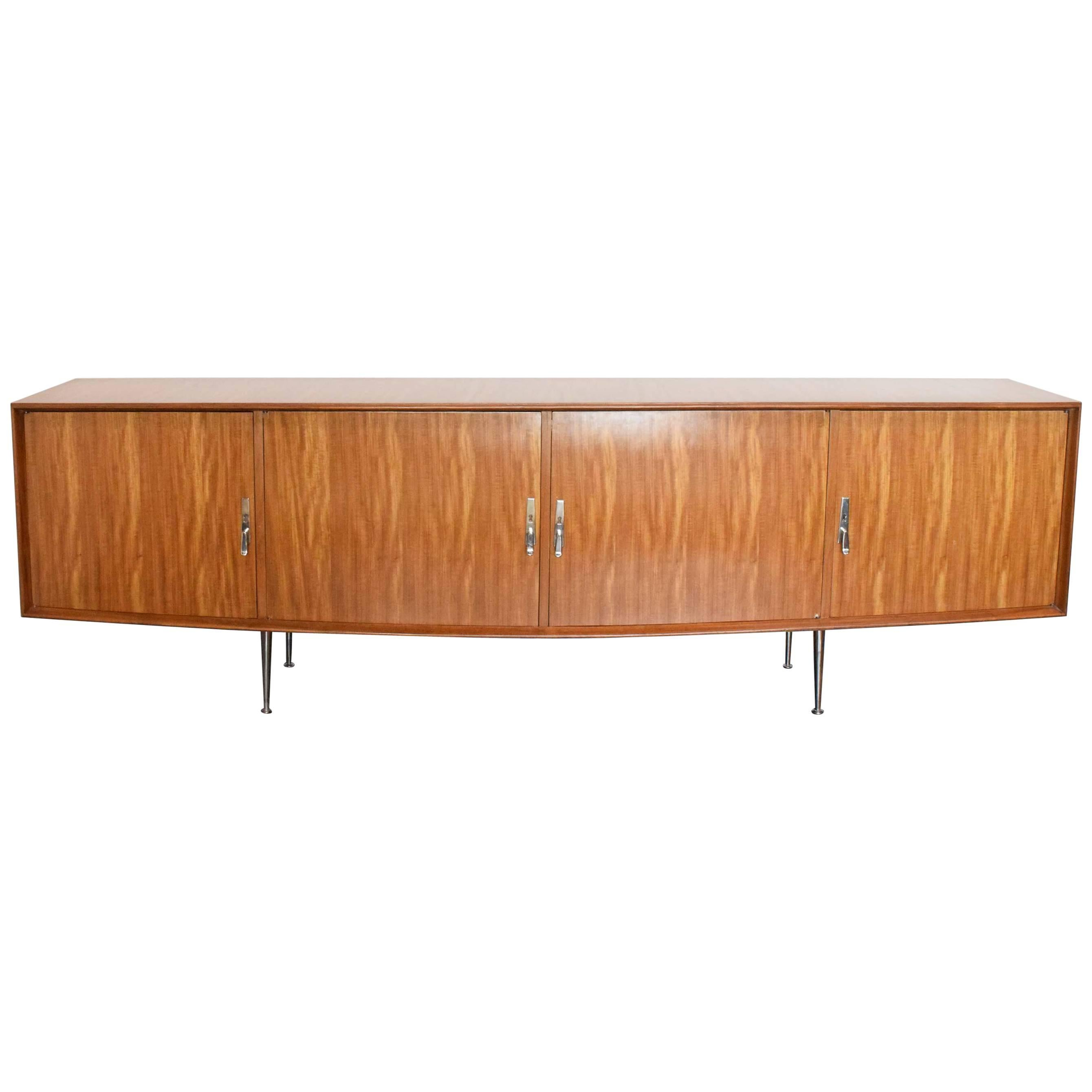 Buffet Sideboard Fantastic Furniture Fantastic Sideboard In African Amazaque Wood Circa 1960s