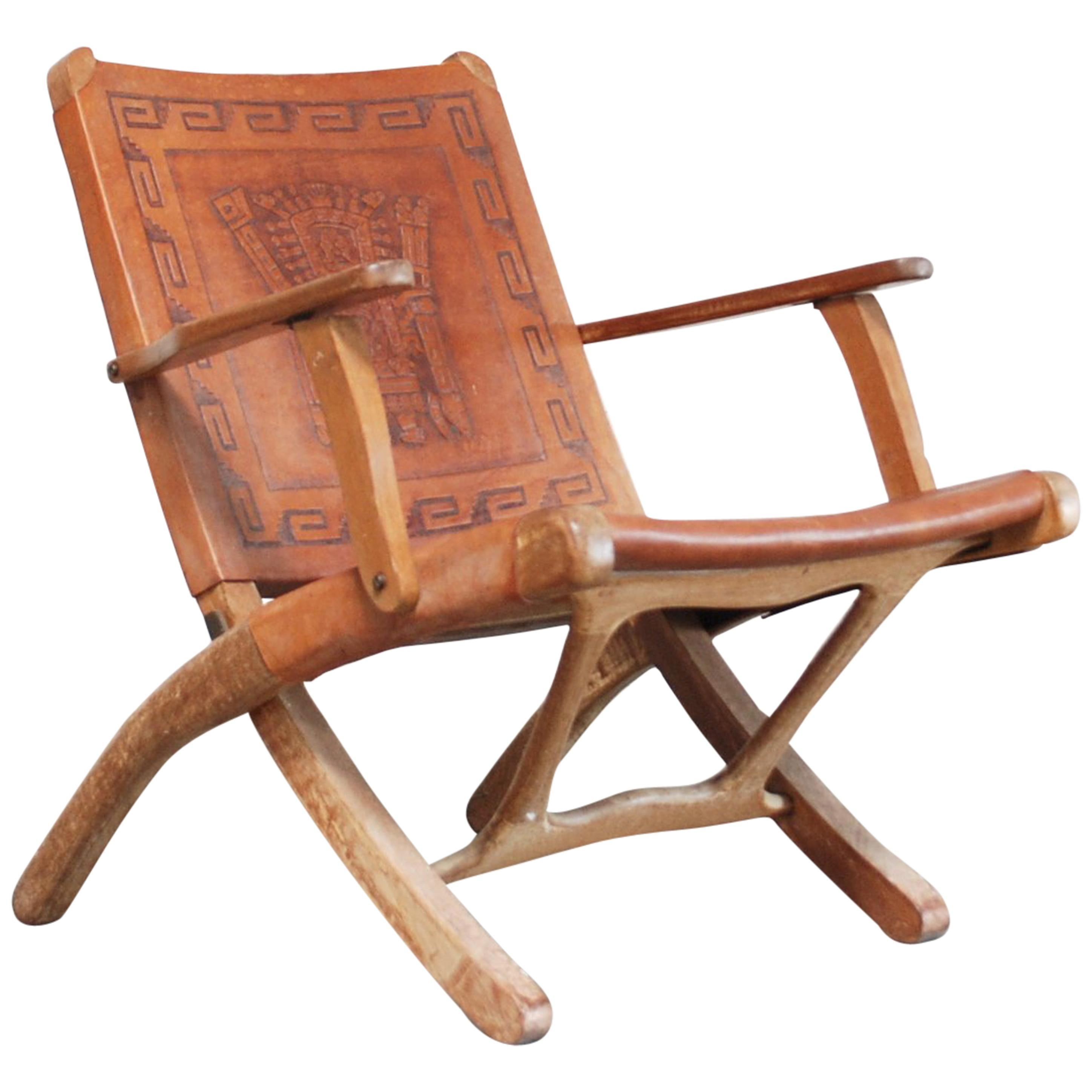 Muebles Lounge Angel Pazmino Folding Leather Lounge Chair For Muebles De
