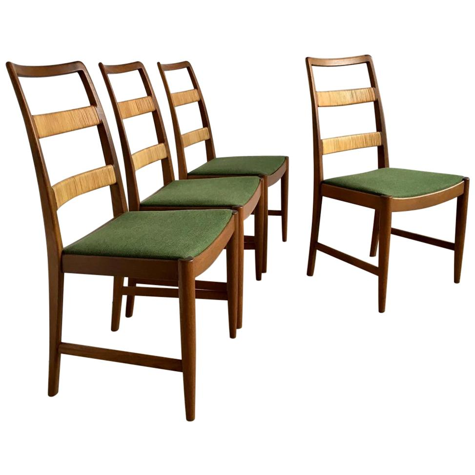 Swedish Mid Century Furniture Midcentury Swedish Oak Chairs By Bertil Fridhagen For Bodafors Set Of 4 1961