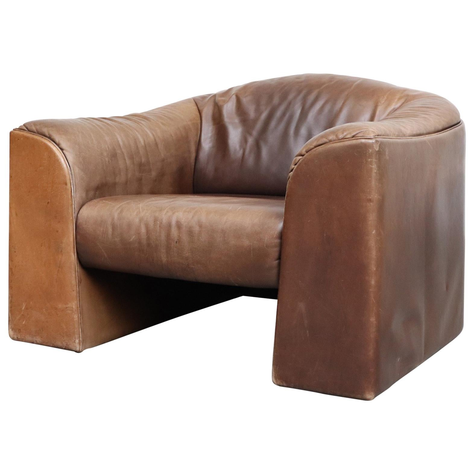 Leather Lounge Walter Knoll Leather Lounge Chair