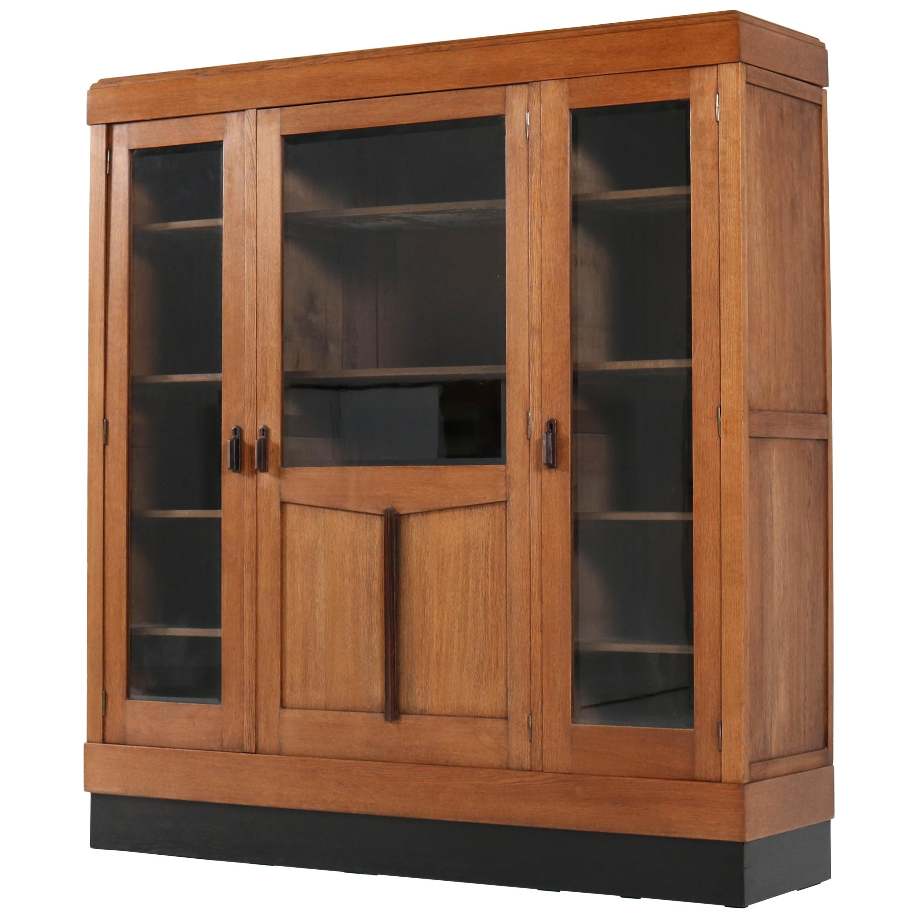 Mensole Wooden Art Art Nouveau Bookcases 21 For Sale At 1stdibs