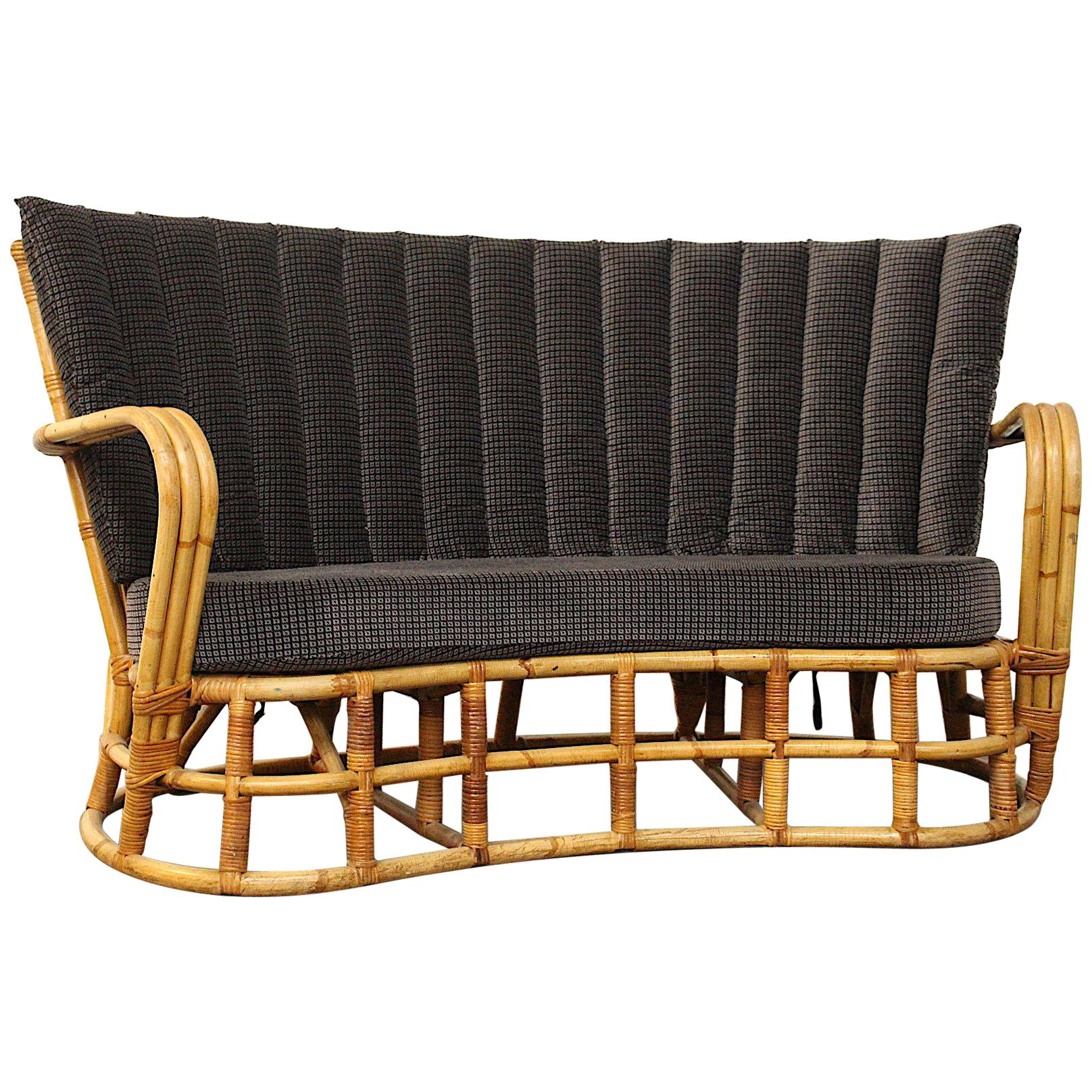 Rattansessel Outdoor Franco Albini Seating 58 For Sale At 1stdibs