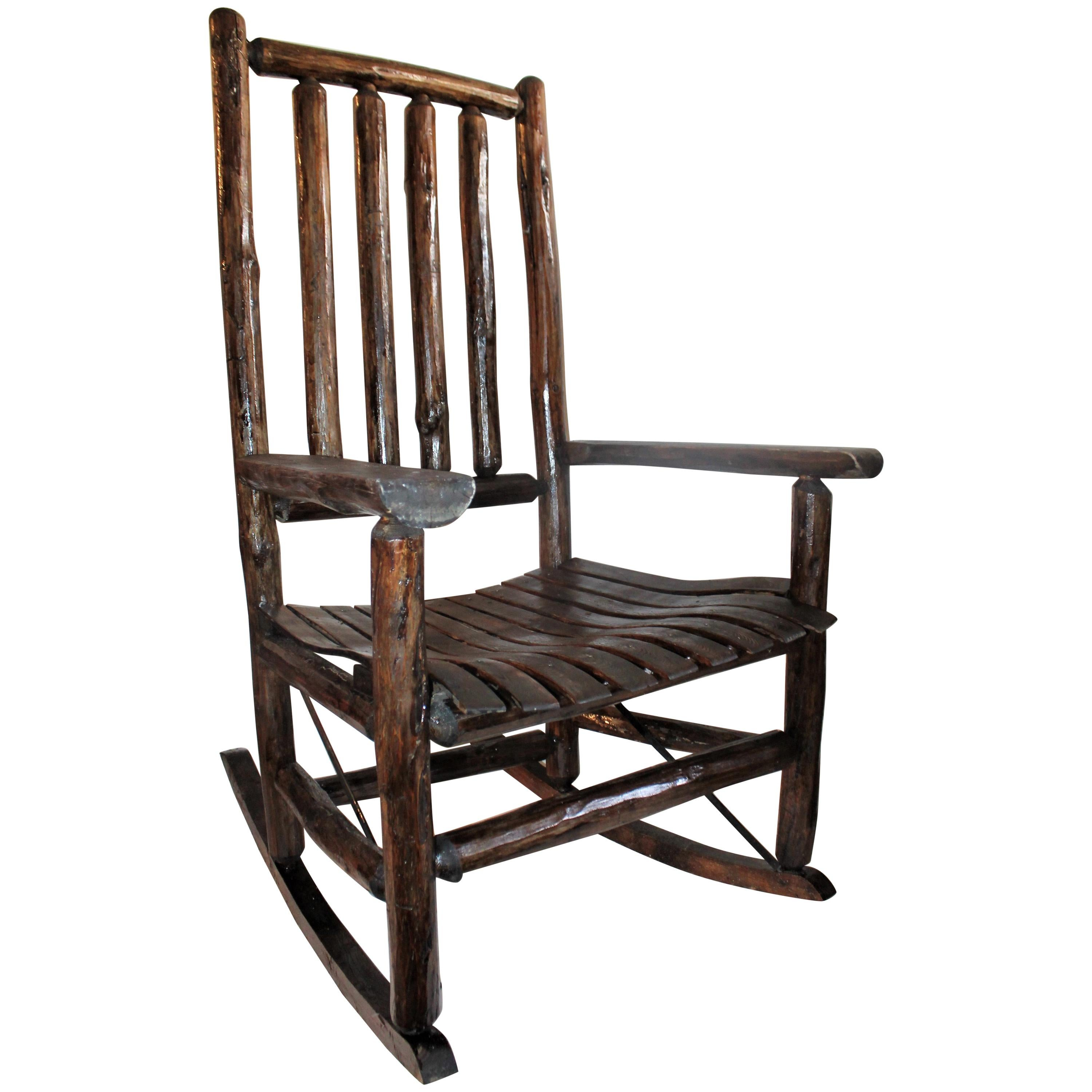Best Place To Buy Rocking Chairs Old Hickory Porch Rocking Chair