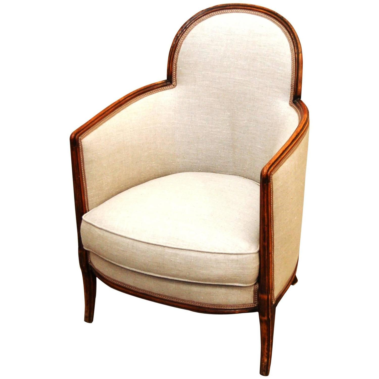 Danish Furniture St Louis 19th Century Danish Louis Xvi Style Bergere At 1stdibs
