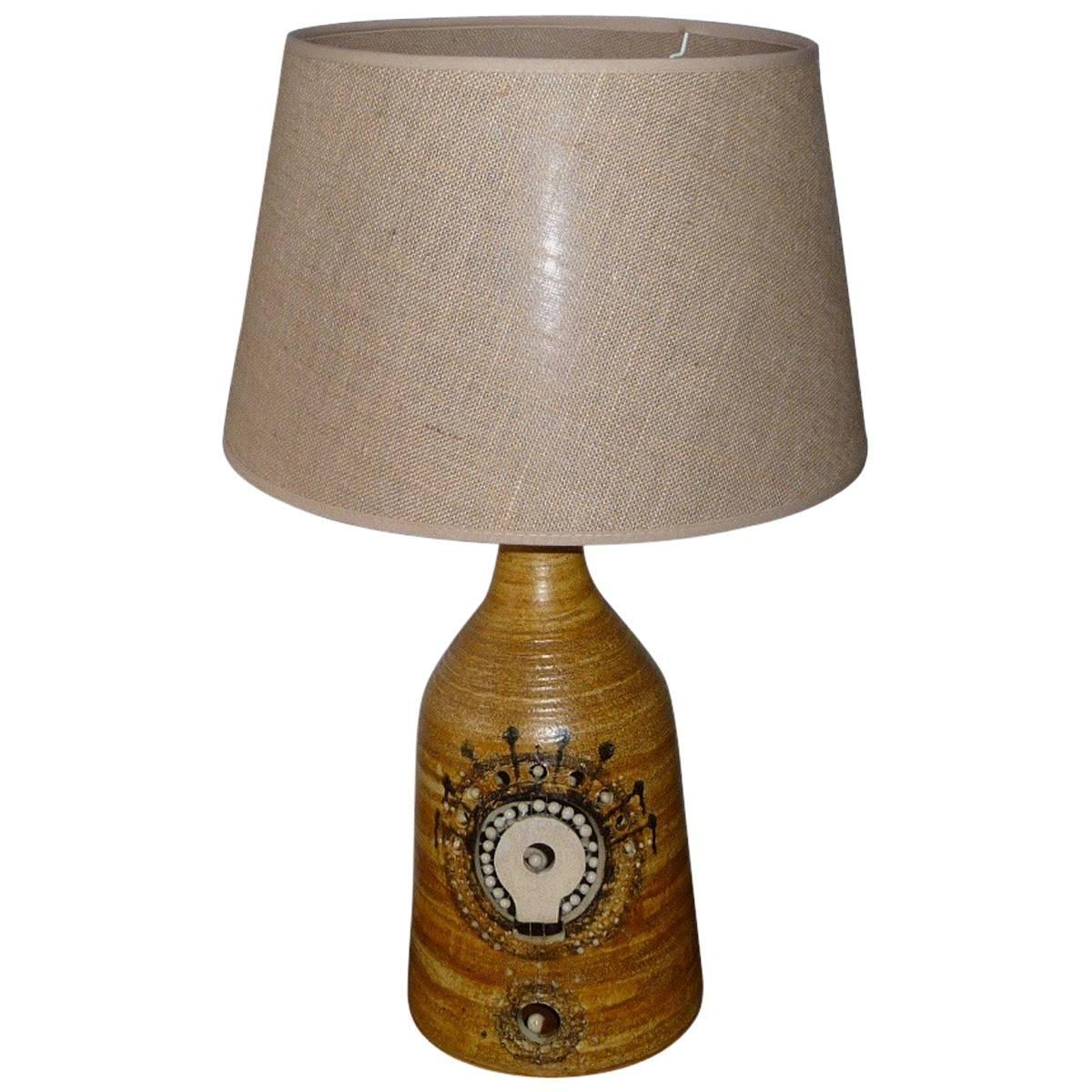 Large Lamps For Sale Georges Pelletier Large Table Lamp For Sale At 1stdibs