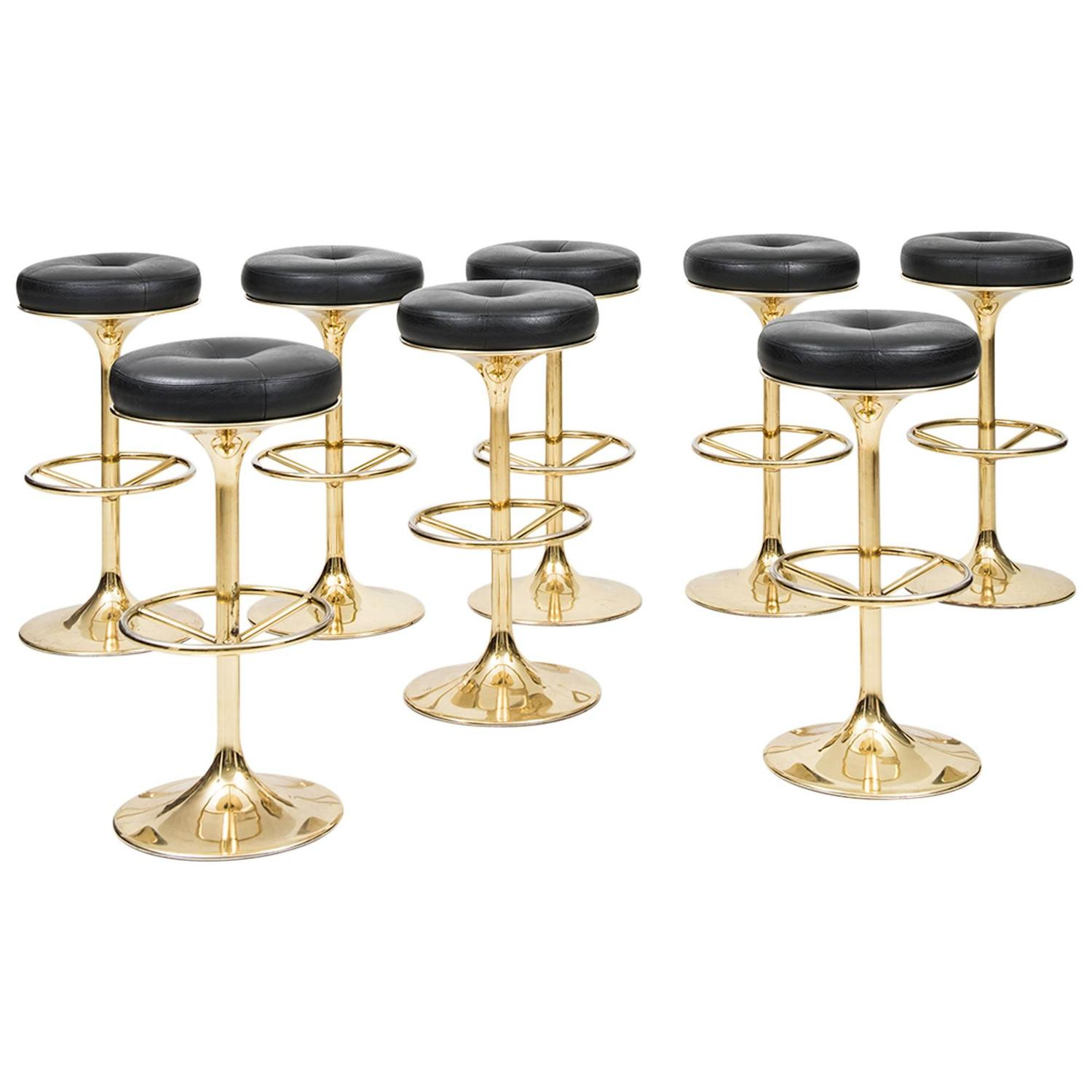Swedish Bar Stools Börge Johansson Bar Stools Model Classic By Johansson