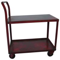 1940s Industrial Rolling Cart at 1stdibs