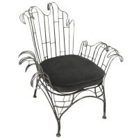 Organic Baroque Chair by Tony Duquette at 1stdibs