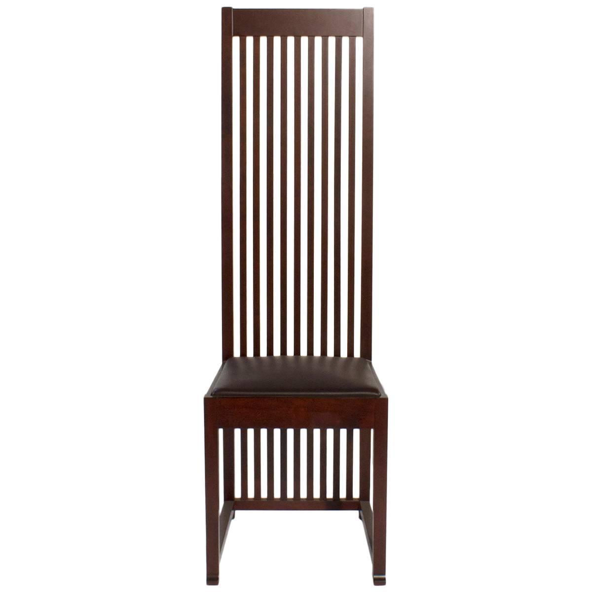 Cassina Robie 1 Chair By Frank Lloyd Wright Modern Italy